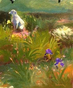 In Marcia's Garden