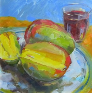 Mangoes And Wine - A Study
