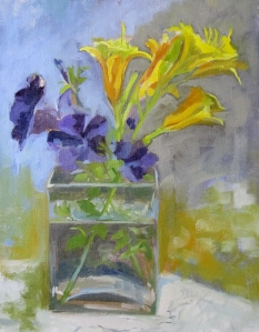 Lily Petunia