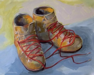 Tom's Vintage Boots