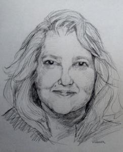 Portrait of Gwen