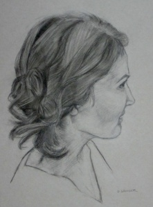 Portrait of Nina