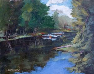 Arnold Creek Boat Landing