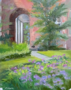 Bascom House Archway